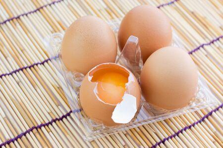 Four eggs Stock Photo - 12719150