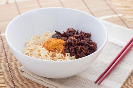 instant noodle: Instant Noodles (Baby Clam Flavour)