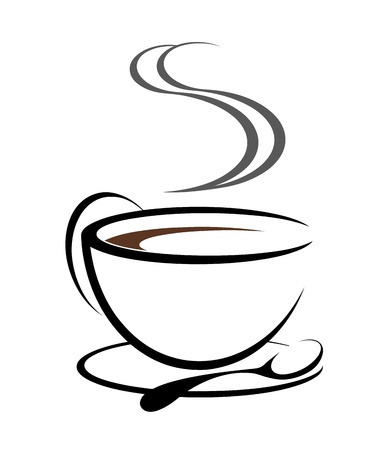 Cofee illustration Illustration