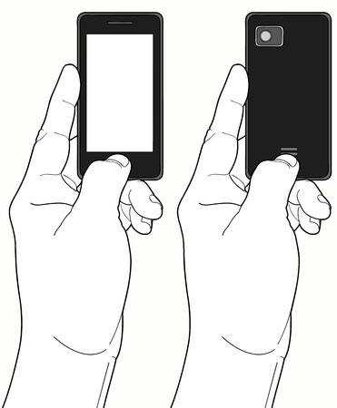 Mobile phone and Camera phone