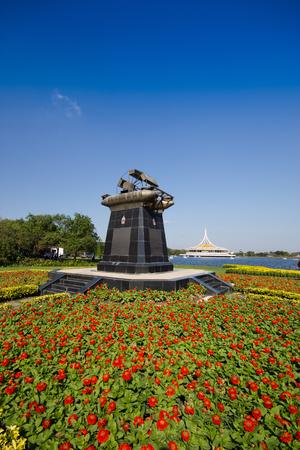 garden Suan Luang Rama XI of Thailand