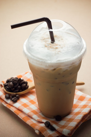 blended:  Iced Coffee