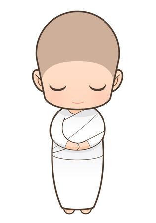 nuns: Buddhist Nuns in Thailand