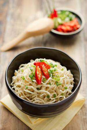 instant noodle: Instant noodles