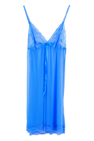 robes: See Through Nightie in Sleepwear and Robes for Adult Women Stock Photo