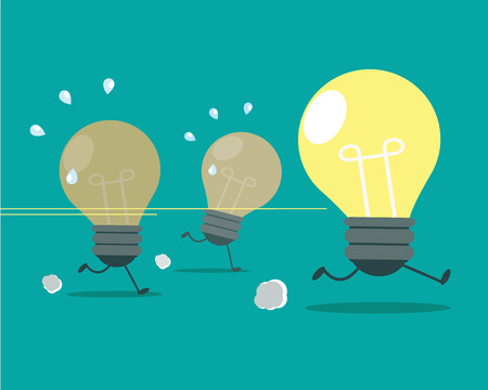 essay: The best idea is a winner, illustration Illustration