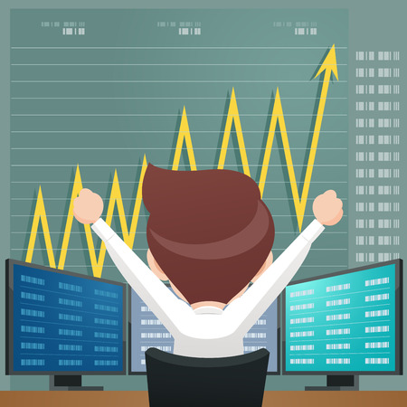 investor: Successful business people from playing the stock