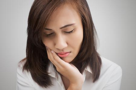 dolor de muela: Tener un dolor de muelas