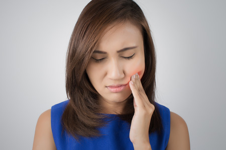 mouth pain: Have a toothache