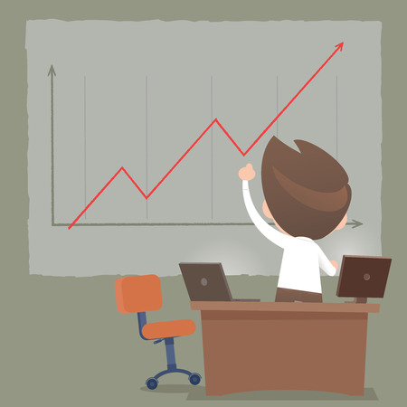 auction win: Successful business people from playing the stock