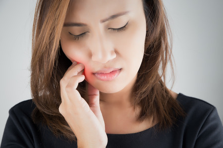 toothache: Have a toothache