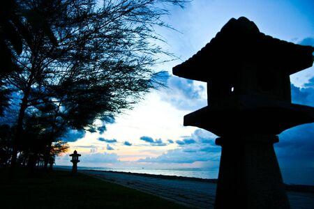 Bannamkem,Pangnga,Thailand Foto de archivo