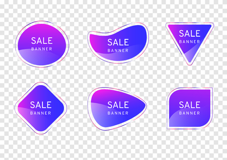 purple transparency background, elegant glossy element vector design,free form shape for decoration and advertisement design