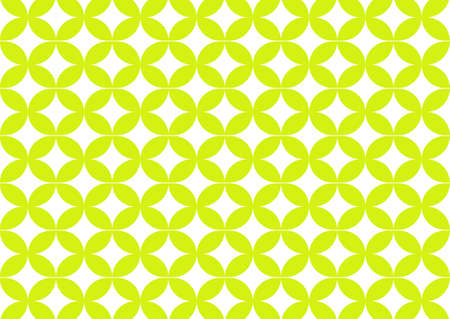 green block wallpaper pattern isolated on white background