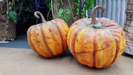 pumpkin for halloween festival 写真素材