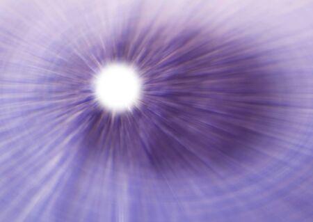 energy center: Violet halo abstract background.