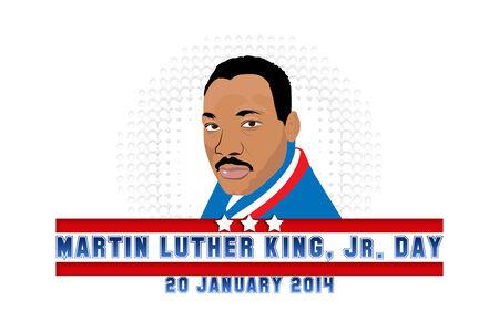 マーティン ・ ルーサー ・ キング 写真素材