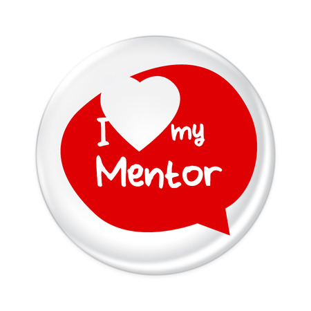 Love My Mentor Badge photo