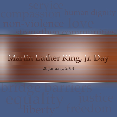 マーティン ・ ルーサー ・ キング Jr 日 2014
