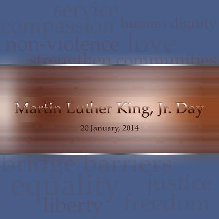 마틴 루터 킹 주니어 데이 2014