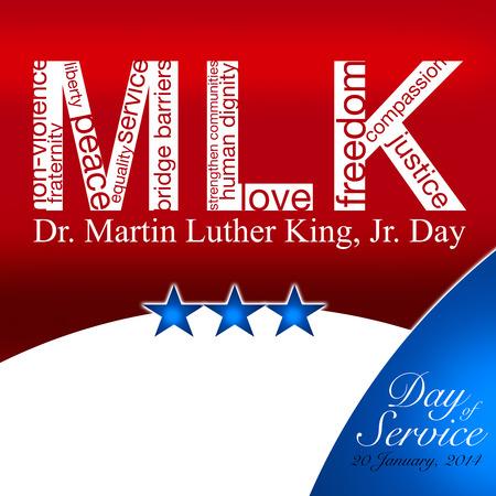MLK, 애국 배경, 마틴 루터 킹 스톡 콘텐츠