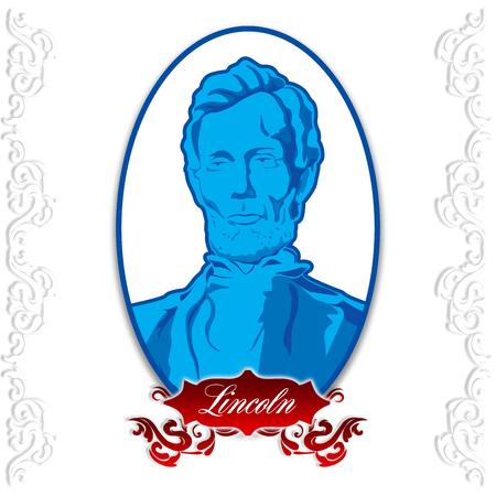 Abraham Lincoln Stock Photo