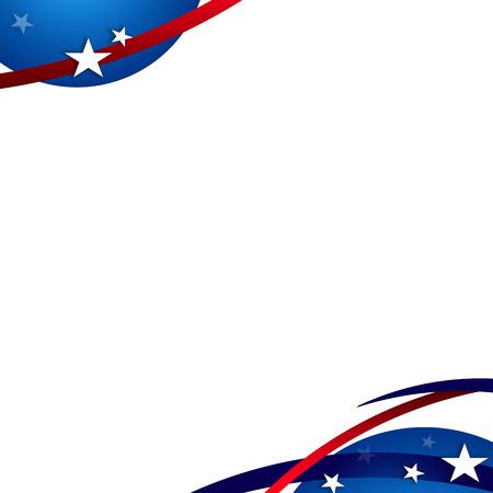 大統領の日の愛国心が強い