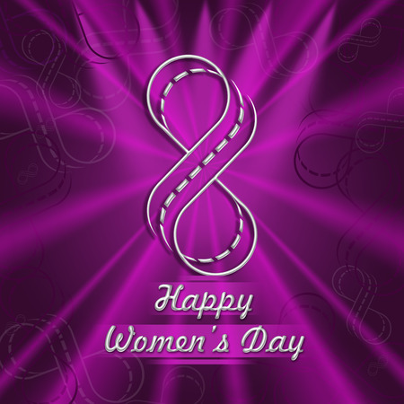 Happy International Women s Day photo