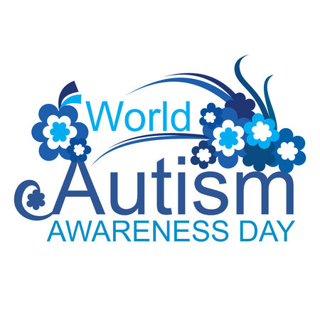 Wereld Autism Awareness Day Stockfoto - 27339266