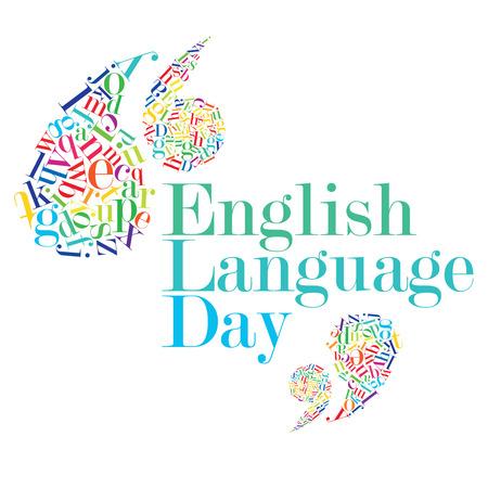 english letters: English Language Day