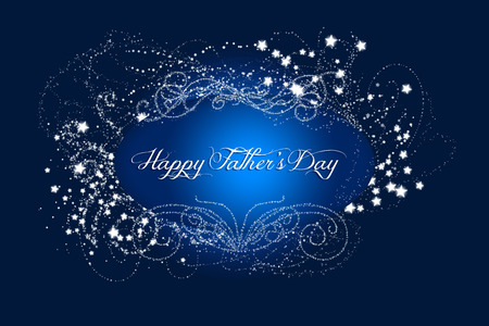 Happy Father s Day Banco de Imagens - 28924547