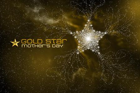 ゴールド スター母の日