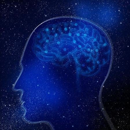 Brain, the seat of intelligence photo