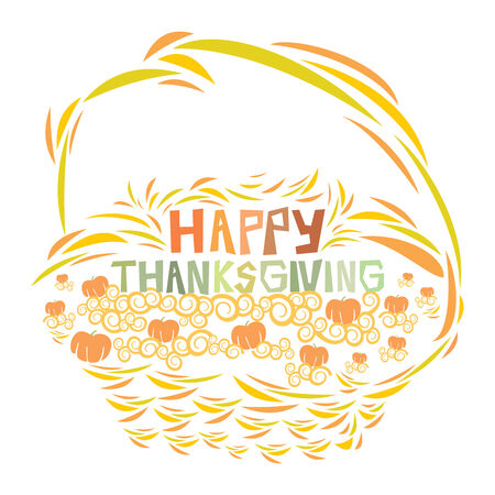 indian thanksgiving: Happy Thanksgiving Day Stock Photo