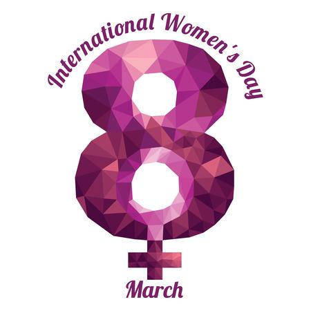 Internationaler Frauentag Standard-Bild - 36823906