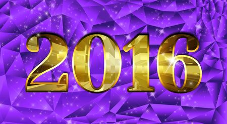 scintillating: Happy New Year Background Stock Photo