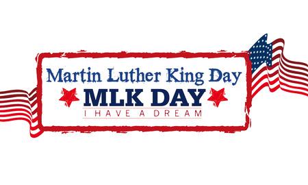 rey: Día de Martin Luther King Foto de archivo