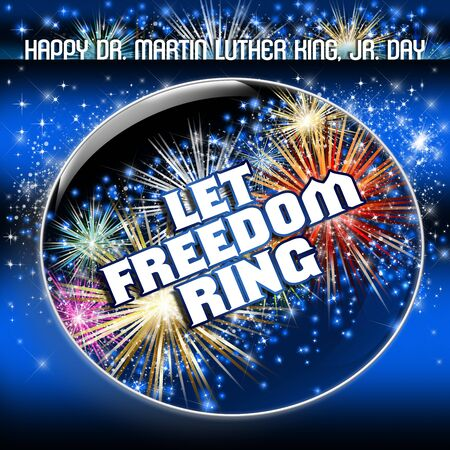 let on: LET FREEDOM RING
