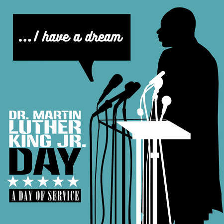 dr: WASHINGTON D.C., UNITED STATES - AUGUST 28: Rev. Dr. Martin Luther King, Jr. gave the famous speech that empowered and changed the American civil rights movement August 28, 1963 in Washington D.C., United States.