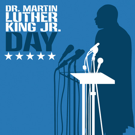 WASHINGTON D.C., UNITED STATES - AUGUST 28: Rev. Dr. Martin Luther King, Jr. gave the famous speech that empowered and changed the American civil rights movement August 28, 1963 in Washington D.C., United States.
