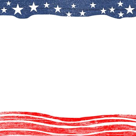 미국 애국 배경에 추상 그림 스톡 콘텐츠