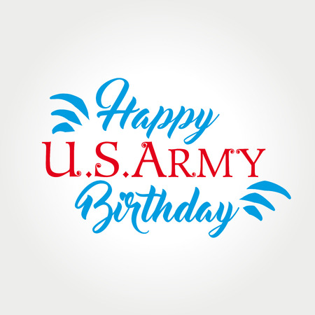 A single mnemonic on United States Army birthday