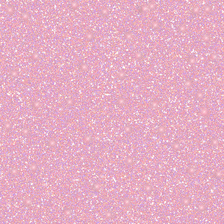 Seamless abstract glitter illustration background of pink mauve and ochre shades with white sparkles Stock Photo