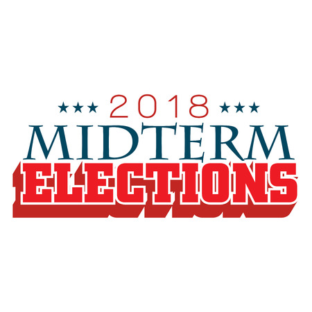 Header or Banner on Midterm Elections held on 6th November 2018