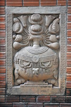 suan mok wall Stock Photo - 15665445