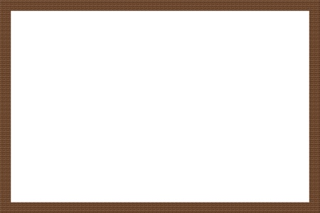 Dark Brown Frame Stock Photo, Picture And Royalty Free Image. Image ...