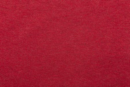 Red fabric texture, Cloth pattern background.