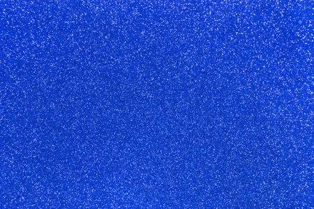 Dark blue glitter shiny texture background for christmas, Celebration concept. Zdjęcie Seryjne