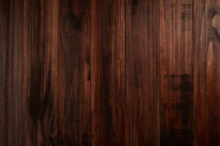 Wood texture background, wooden table top view.