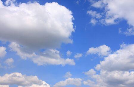 gloom: blue sky background